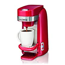 Hamilton-Beach 49960C FlexBrewTM Single Serve Coffee Maker