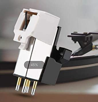 Yudanny Dynamic - Tocadiscos magnético con LP Vinyl Needle Stylus ...