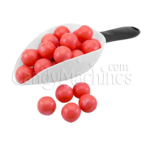 Gumballs By The Pound - 1 Pound Bag of Strawberry Banana (Banana Strawberry Gum)