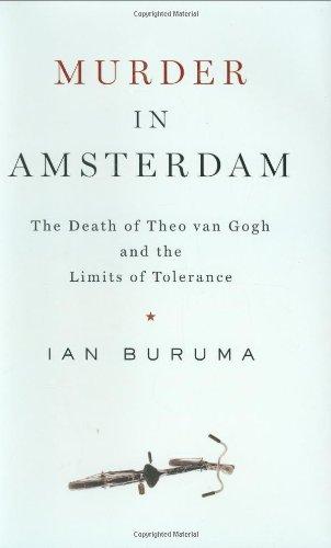 book cover of Murder in Amsterdam