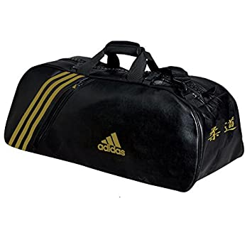 preview of buy popular fast delivery adidas Judo Sports Bag New Gold Stripes Medium Size 60 x 30 ...