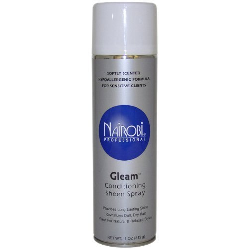 (Nairobi Gleam Conditioning Sheen Spray(11 oz))