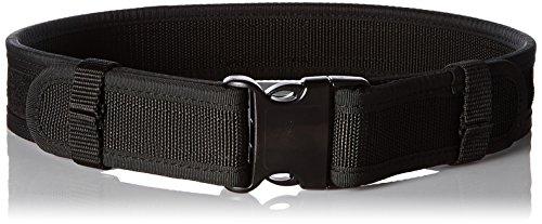 Uncle Mike's Sentinel Duty Web Belt (XXX-Large, Black) (Uncle Mikes Deluxe Duty Belt)
