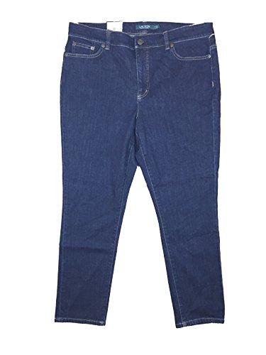 Ralph Lauren Cropped Straight Premier Jeans Cape - Cape Ralph Lauren