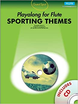 Guest Spot: Sporting Themes - Flute