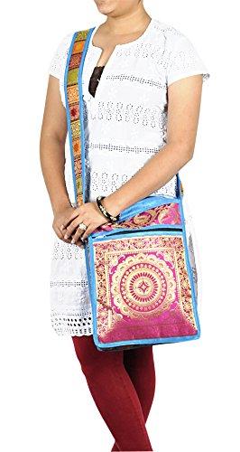 Conception Indien Femmes Boho sac de côté