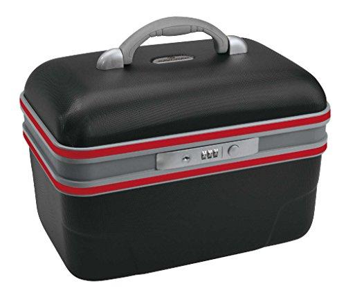 Savebag - Vanity rigide 34 cm - Capacité : 13 Litres (Petunia-Indigo) Z9zvMdufy