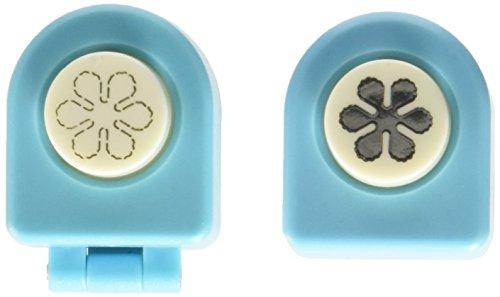 Nellie's Choice FLP034 Floral Punch Set, Mini, 6 Petal Flower