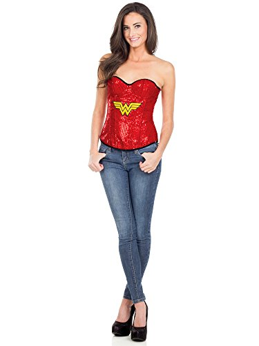 Rubies Costume Secret Wishes DC Comics Justice