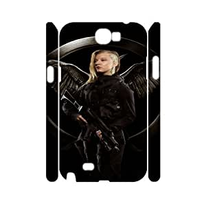 The Hunger Games 3 SANDY069542 3D Art Print Design Phone Back Case Customized Hard Shell Protection Samsung Galaxy Note 2 N7100