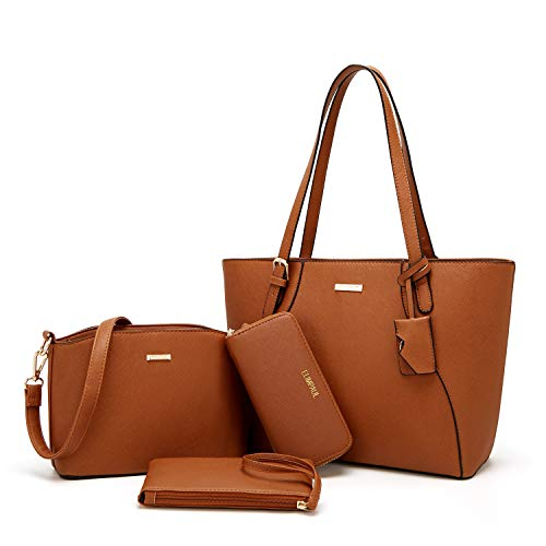ELIMPAUL Women Fashion Handbags ...
