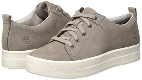 Femme Gris Grey steeple Timberland Oxfords Mayliss A1xH76