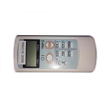 sharp portable air conditioner. new generic remote control for sharp portable air conditioner cv-10mh cv-13nh- e