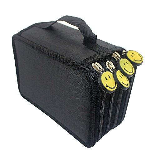 Huhuhero 72 slot Organizer Stationary Portable