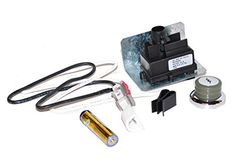 Weber 67847 Battery Electronic Igniter Kit with Ceramic Collector Box for Genesis (2008-2010) (Grill 310 Weber E)