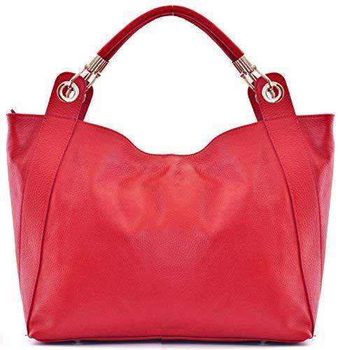 A4 cuir Paris Modèle femme à rouge le vrai Sac clair Main x4qpHwffU