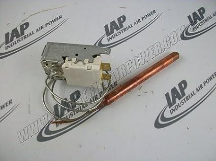 89327928 - Interruptor de temperatura (diseñado para su uso con compresores Ingersoll Rand Air)