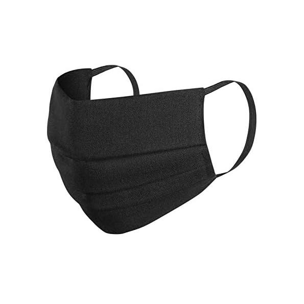 5X-Mundmasken-Baumwolle-3-lagig-Mundschutz-Staub-Pollen-Gesichtsmaske-Fashion-Maske-Gesichtsschutz-Face-Masks-wiederverwendbar-waschbar
