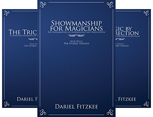 The Fitzkee Trilogy (3 Book Series)