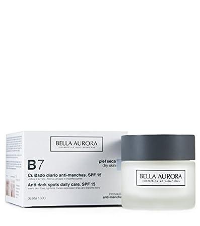 Bella Aurora B7 Anti-dark Spot Cream. Dry Skin. Spf 15 50ml