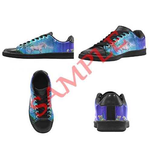 Dalliy Floral Flower Mens Canvas shoes Schuhe Lace-up High-top Sneakers Segeltuchschuhe Leinwand-Schuh-Turnschuhe D