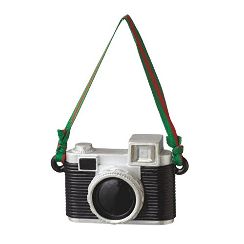 Midwest 110651 Black Camera Ornament product image
