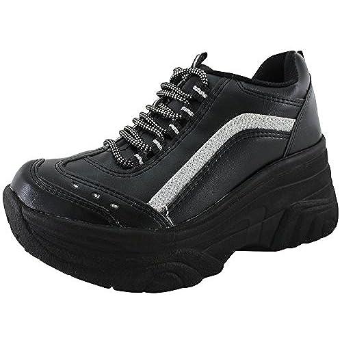 la plate - forme les vovoChaussure s les forme semelles épaisses chaussures chaussures ad4357