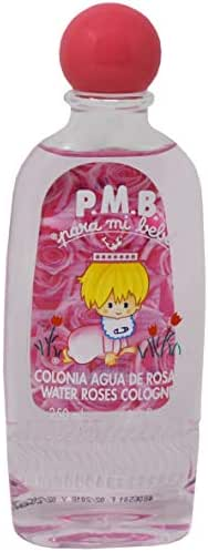 Para Mi Bebe Colonia Agua De Rosas (Water Roses Cologne) 8.3oz