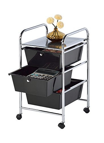 rolling office cart rolling office cart best storage for home office best carts 25634