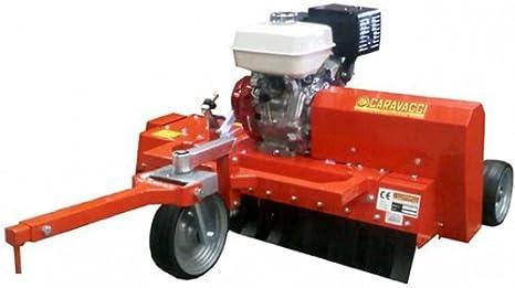 Caravaggi - Escarificador termico para Quad o tractor Ario 120M motor Honda