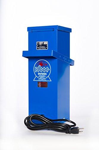 Keen K-10 Portable Welding Rod Oven - Dual 120V/240V - Made in (Electrode Ovens)