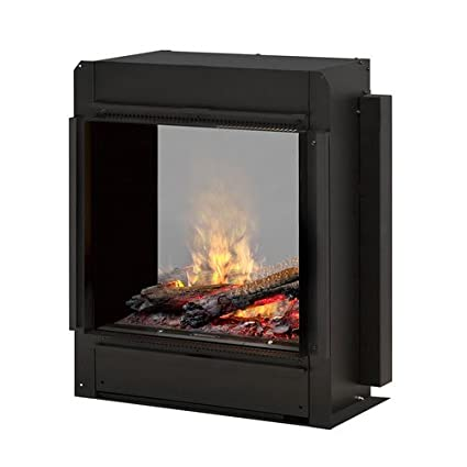Amazon Com Dimplex Bof4068l Opti Myst Pro Indoor Fireplace Black