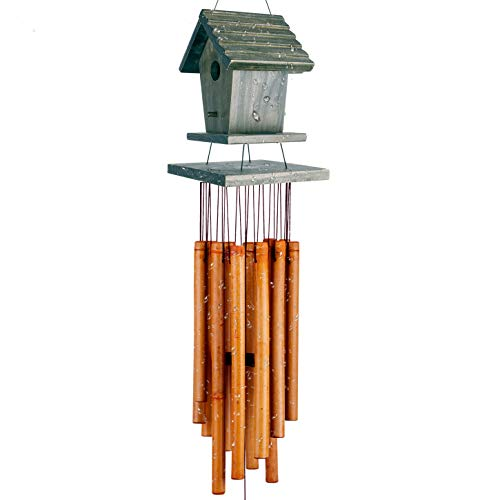 WOODMUSIC Wind Chime Outdoor