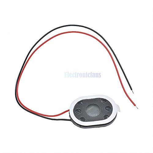 5Pcs GPS Loudspeaker 1W 8ohm Small Trumpet 15x24mm Loud Speaker-NAHARD