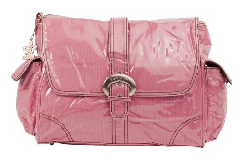 Kalencom Laminated Buckle Bag, Watermelon -