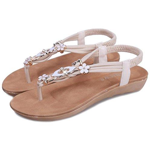 Zapatos beige Winwintom para mujer FUrwm4