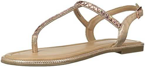 Aldo Women's Sheeny Flat Sandal