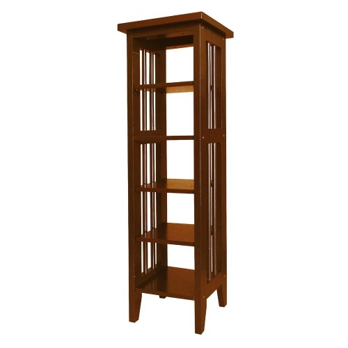 ORE International CD Rack - Cherry