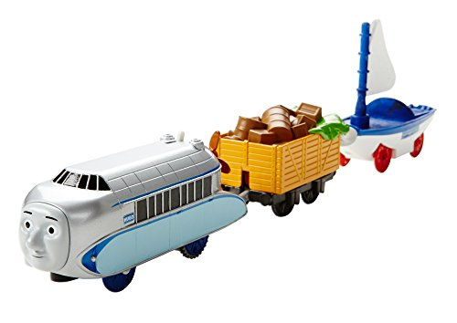 Fisher Price Thomas Friends TrackMaster Trains