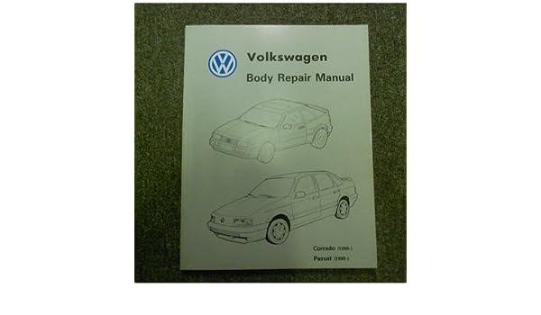 1998 99 00 01 02 vw passat auto trans 01v awd service repair shop.
