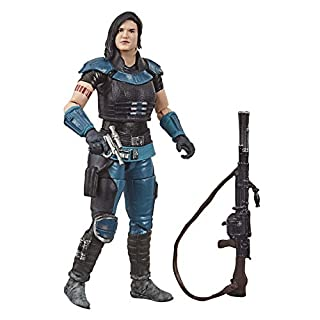 "Star Wars The Vintage Collection The Mandalorian Cara Dune Toy, 3.75"" Scale Action Figure, Toys for Kids Ages 4 & Up"