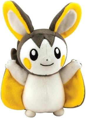 Amazon.com: Tomy Pokemon emolga felpa, 8
