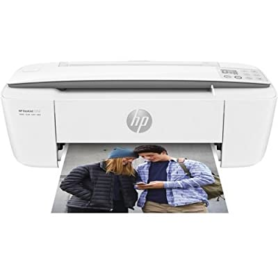 HP DeskJet 3752 Wireless All-in-One Compact Printer with Mobile Printing, Instant Ink Ready