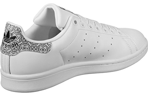 Sneaker Adidas Stan Smith W Bianco / Bianco / Nero