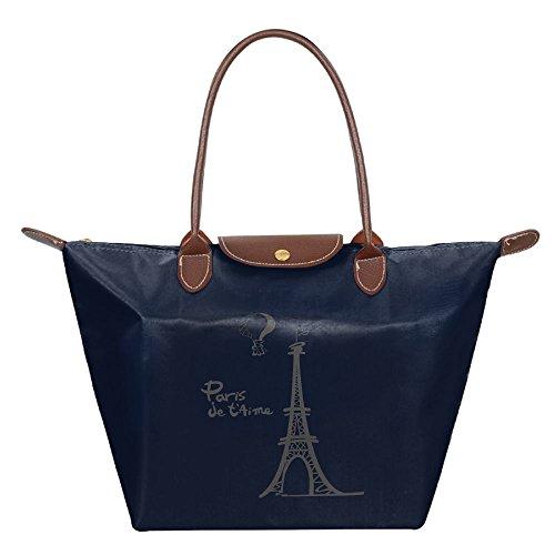 Bag Longchamp Paris Tower Beautiful Hobo Eiffel Bag Tote q8XCqr