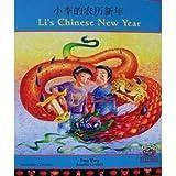 Li's Chinese New Year (English and Polish Edition)