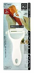 Pearl Easy Wash dishwasher ceramic peeler C-8649 (japan import)