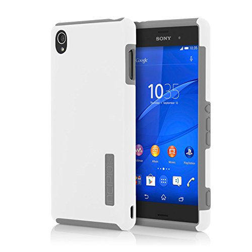 Amazon sony xperia z3 case incipio shock absorbing dualpro sony xperia z3 case incipio shock absorbing dualpro case for sony xperia z3 reheart Choice Image
