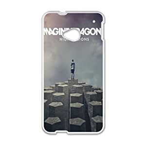 Happy Imagine Dragons Cell Phone Case for HTC One M7