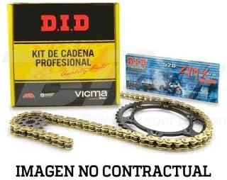 Kit transmision Cadena 428D Compatible con DERBI Senda SM 125 2004-2007 17-50-136 KC341549